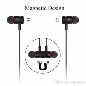 Awei A920BL Explosive Bass Bluetooth Wireless headset stereoearphone BLACK - 2