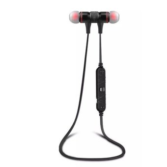 AWEI A920BL in Ear Sweatproof Headphone for Sport Bluetooth with Noise Reduction for Calls and Music (Black) Price Philippines