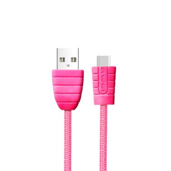 Awei CL-985 Type-C 1M Nylon Braided Transfer Data Charging Cable