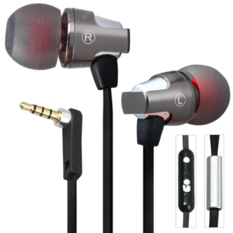 Awei ES-860Hi HIFI In-Ear Super Bass Stereo earphone HIFIheadphones with mic
