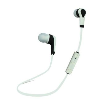 B5 In-ear Headphones Stereo Bluetooth 4.1 Wireless Earphones -White - intl