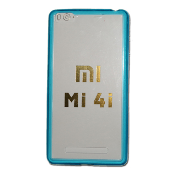 Back Case for Xiaomi Mi 4i (Blue)