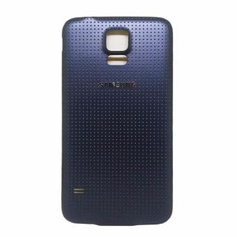 Back Cover Replacement For Samsung Galaxy S5 (Black)