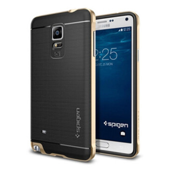 Back Shell Note3 Case for Samsung Galaxy Note 3 N9000 (Gold/Black)