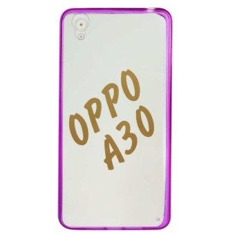 BackCase/SeniorCase For Oppo A30 (Violet)