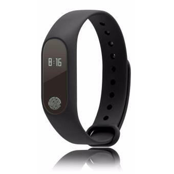 Band M2 Waterproof Smart Fitness Bracelet Smart Watch Wristband w/ Sleep Monitor Heart Rate for Android, IOS