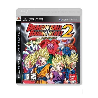 Bandai Dragon Ball Raging Blast 2 Video Game for PS3