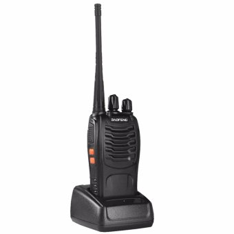 Baofeng 888S 5W 16Ch 400-470MHz Interphone Two-Way Radio