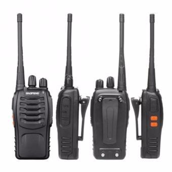 Baofeng BF-888S Portable Two-Way Radio 2PCS (Black) - 3
