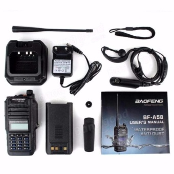 Baofeng BF-A58 Waterproof and Anti Dust with Headset ORIGINAL Price Philippines