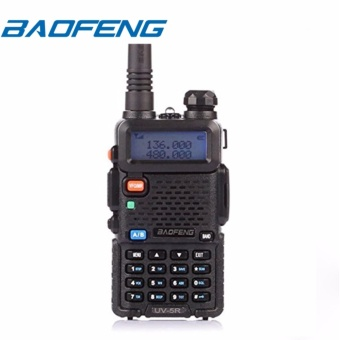 BAOFENG UV-5R Dual Band (VHF/UHF) Analog Portable Two-way Radio