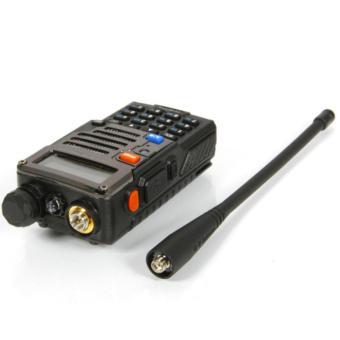BAOFENG UV-5R Dual Band (VHF/UHF) Analog Portable Two-way Radio Set of 5 - 4
