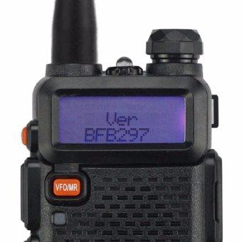 Baofeng UV-5R Walkie Talkie Dual Band Radio Walkie Talkie Set of 8 (Black) - 5