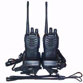 Baofeng/Pofung BF-888s UHF Transceiver Two-Way Radio Set of 4 - 2