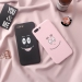 Bar iphone7/7 plus/I6 cartoon smiley soft Apple phone case