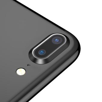 Baseus Metal lens protection ring for iphone 7 Plus Camera (Black) - 3