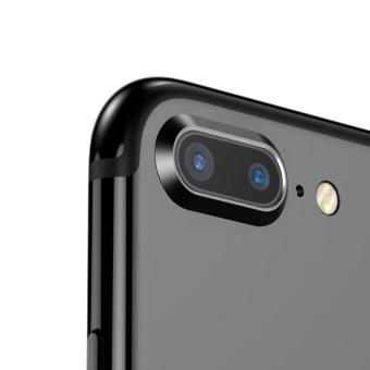 Baseus Metal lens protection ring for iphone 7 Plus Camera (Black) - 4