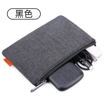 BASEUS mobile hard drive charger U disk accessories organizing bag headset box storgage bag