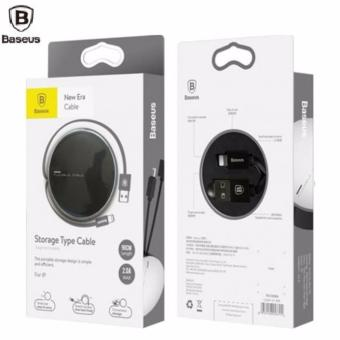 Baseus New Era Cable for Iphone 1M Black