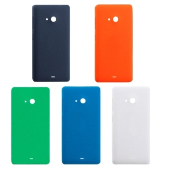 Battery Back Cover Replacement for Microsoft Lumia 535(Blue) - 3