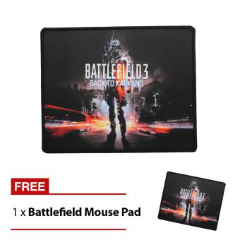 Battlefield 3 Mouse Pad Gaming Mousepad