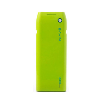 Bavin 18000mAh Fast-Charging Portable Power Bank (Green) - picture 2