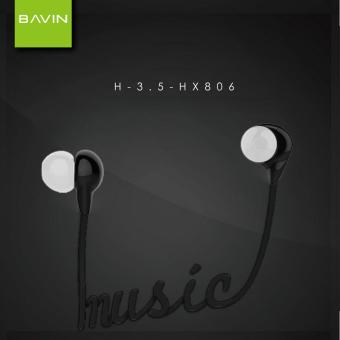 Bavin HX806 Super Bass Headset (Black) Price Philippines