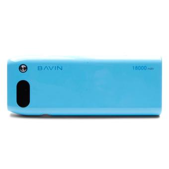Bavin iPower 18000 mAh Digital Powerbank (Blue)