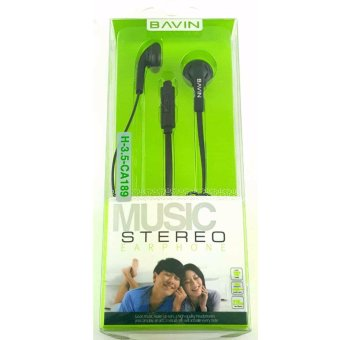 Bavin Music Stereo In-Ear Earphones