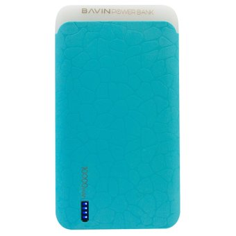Bavin PC175 10000mAh Slim Power Bank (Green) Price Philippines