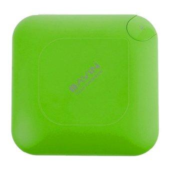 Bavin PC226 iPower 12000mAh Power Bank (Green)