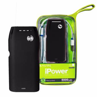 BAVIN PC235 6000mAh Portable Power Bank(Black) Price Philippines