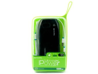 BAVIN Salamander 15000mAh Power Bank (Black) Price Philippines
