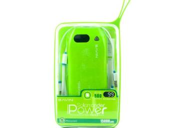 BAVIN Salamander 15000mAh Power Bank (Green) Price Philippines