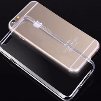 Bavin Soft Jelly TPU Skin Case Cover for Apple iPhone 6 Plus(Clear)