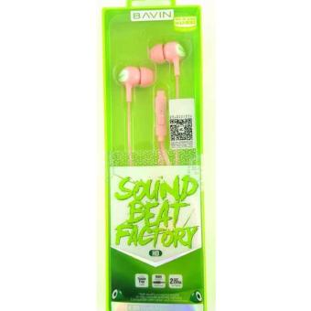 Bavin Sound Beat Factory In-Ear Earphones Price Philippines