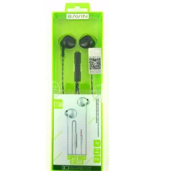 Bavin Super Bass HIFI Sound Earphones Price Philippines