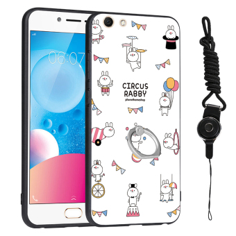 BBK vivoy69/y69l silicone drop-resistant whole package protective case phone case