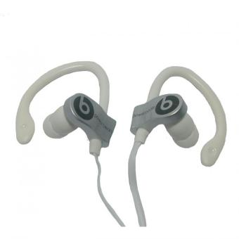 Beats by Dr. Dre Power Beats Monster Stereo Earphones MD-A109(Silver) Price Philippines