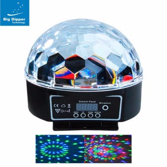 Big Dipper L011 6x1W Crystal Magic Ball Light Price Philippines