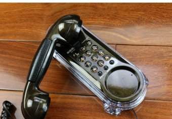BIGCAT antique telephone retro fashion creative landline phones -intl