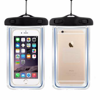 BIH Waterproof Mobile phone Pouch Glow in the dark