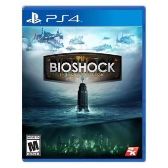 BIOSHOCK THE COLLECTION PS4 GAME R3,R1 MINT CONDITION
