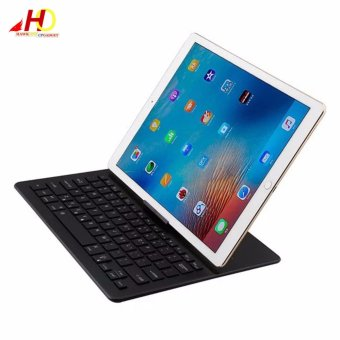 BL2088 Smart Clamshell 7 Color Backlit Bluetooth keyboard Case forApple iPad Pro12.9 Tablet Removeable Pu Leather Folio Cover - 2
