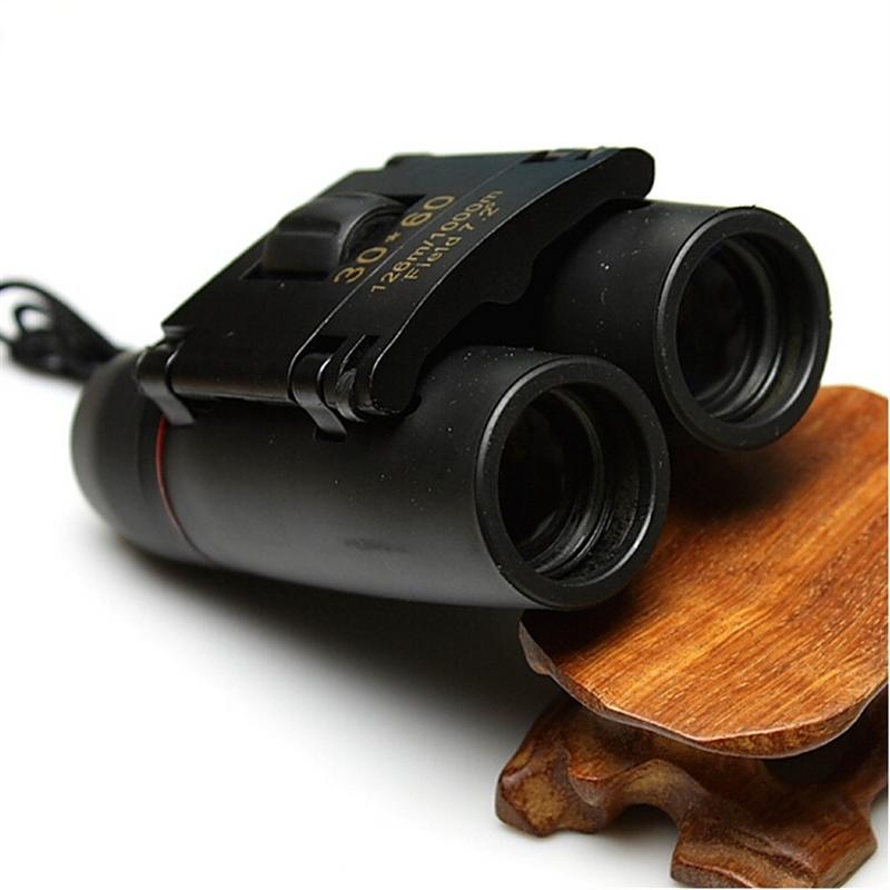 Black Hunting Camping Folding Day Night Vision Zoom BinocularsTelescope U63 - 4