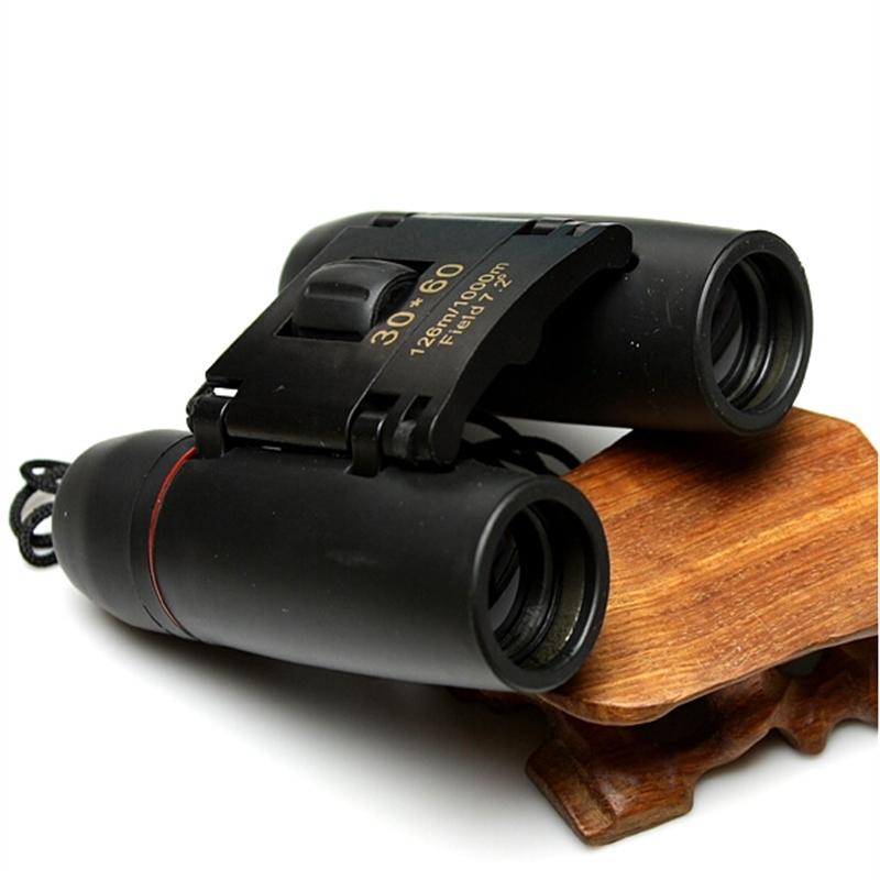 Black Hunting Camping Folding Day Night Vision Zoom BinocularsTelescope U63 - 3