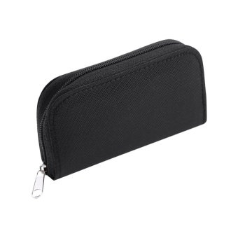 Black Nylon Memory Card Storage Carrying Pouch Case ForCF/SD/SM/SD/SDHC Card - intl - 2