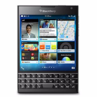 BlackBerry Passport 32GB Black Image