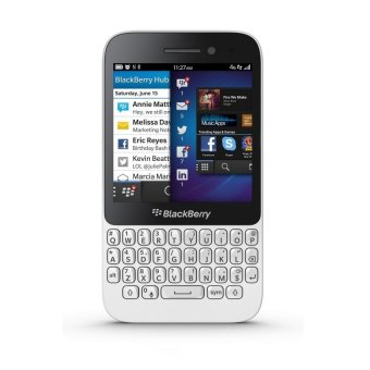 BlackBerry Q5 8GB (White)