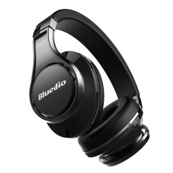 Bluedio UFO Bluetooth Headphones Wireless headset (Black)